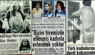 Medyanın Dili Hiç Değişmemiş! Geçmiş Gazetelerden Toplumsal Cinsiyeti Hiçe Sayan ve Kadınları Aşağılayan Haberler
