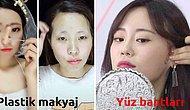 Asyalıların Kendilerini Başka Bir İnsana Dönüştürmelerini Sağlayan Abartılı Makyaj Trendi