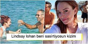 Adriana Lima'dan Sonra Bir Dünya Starı Yengemiz Daha Oldu! Lindsay Lohan ve Murat Aslan Aşk Yaşıyor!
