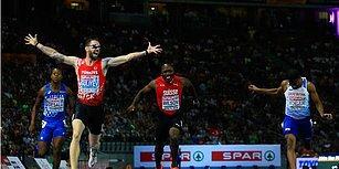 Tarih Yazdı! Ramil Guliyev, Avrupa Atletizm Şampiyonası'nda Altın Madalya Kazandı