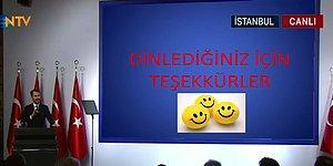 Bakan Berat Albayrak'ın PowerPoint Terk Ekonomi Sunumuna Gelen Komik Tepkiler