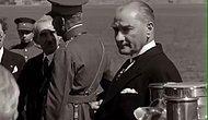 Tüm Sosyal Medyanın Paylaştığı, Tüyleri Diken Diken Eden Atatürk Videosu