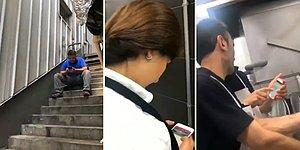 Telefonuyla Oynayan Çalışanlarına Baskın Yaparak İnstagram'da İfşa Eden Nusret