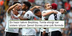 Kartal'dan 3 Puanlı Açılış! Beşiktaş - Akhisar Maçının Ardından Yaşananlar ve Tepkiler