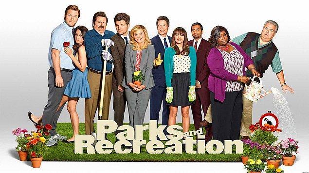7. Friends'i How I Met Your Mother'ı herkes bilir, peki şu: Parks and Recreation. IMDb puanı: 8.6