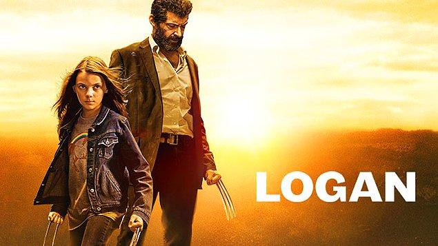 5. Logan: Wolverine - IMDb puanı: 8.1