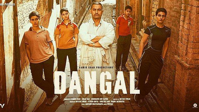 2. Dangal - IMDb puanı: 8.3
