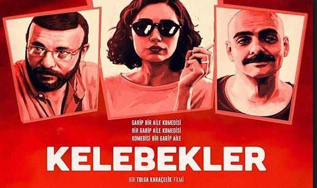 10. Kelebekler - IMDb puanı: 8.0