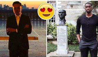 Atatürk Sevgisini Göğsünü Gere Gere Yaşayan Yabancı Ünlüler