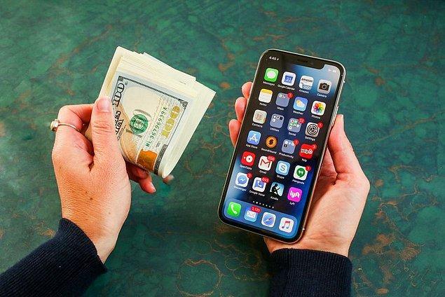 iPhone, küresel akıllı telefon piyasasının yüzde 19.4'ünü elinde bulunduruyor.