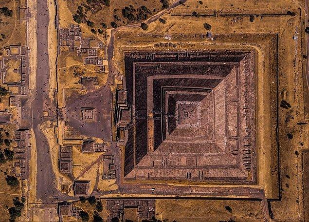 5. Güneşin geometrisi, Meksika