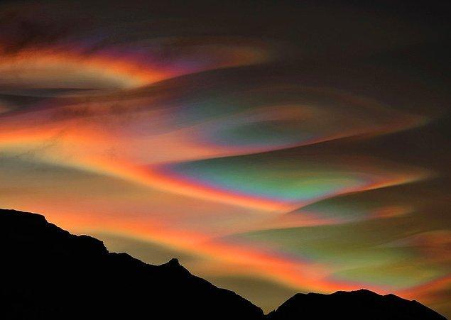 23. Sedef bulutlar, Norveç