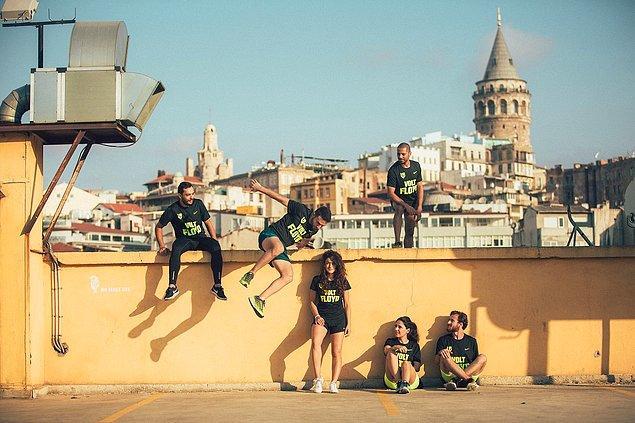 Proje aynı zamanda İstanbul Maratonu'nun eksikleri ve yapılan yanlışlara da odaklanıyor.