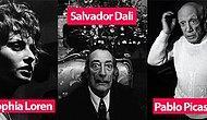 O Bir Efsane! Picasso'dan Dali'ye Ara Güler'in Kadrajından 20 Yabancı Ünlü
