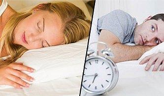 Bilim İnsanlarına Göre Sekiz Saatten Fazla Uyumak Erken Yaşta Ölüme Sürüklüyor!