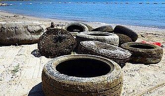 Medeniyete Daha Çok Yol Var! Marmaris'te Denizden 3.5 Ton Çöp Çıktı