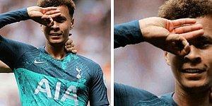 Yıldız Futbolcu Dele Alli'nin Gol Sevinçleriyle Başlattığı Akım Sosyal Medyada Çığ Gibi Büyüyor