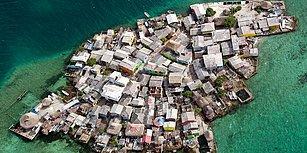 Bildiğiniz Adaları Unutun, Burası Resmen İnsan Kaynıyor! Dünyanın En Kalabalık Adası: Migingo