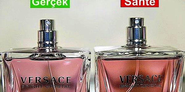 Sahte Ve Gerçek Parfümü Ayırmanızı Sağlayacak Keşke önceden
