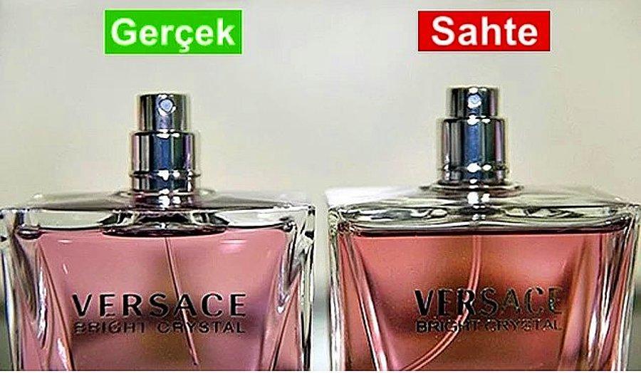 Sahte ve Gerçek Parfümü Ayırmanızı Sağlayacak Keşke Önceden ...