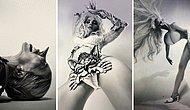 Lady Gaga Geri Dönüyor! Şarkıcının Sosyal Medyada Paylaştığı Yeni Tuhaf Fotoğrafları