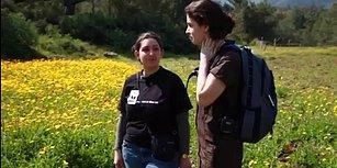 Doğayla Tanışan Pelin Batu'ya Kahkaha Attıran 'Papatya' Olayı