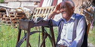 Yarım Asırlık Çarkçı Ali Usta'nın Gidecek Yeri Yok: 'Bayram da Gelse Garibanlık Aynı'