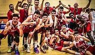 U16 Erkek Basketbol Milli Takımımız Avrupa 3.'sü!