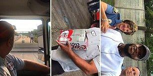 İntihar Etmek Üzere Olan Adamı Bira İle İkna Eden Bira Dağıtıcısı
