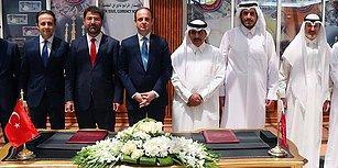 Yatırım Paketinin İlk Adımı Atıldı: Katar ve Türkiye Merkez Bankası, Swap Anlaşması İmzaladı