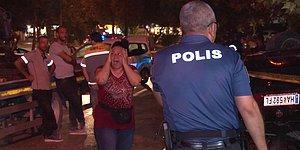 Trafik Terörü Yine Can Aldı: Takla Atan Otomobil, Kaldırımda Çiçek Satan Kadın ve Çocuğunun Üzerine Düştü