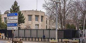 ABD Büyükelçiliği'ne Silahlı Saldırı: İki Şüpheli Yakalandı