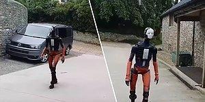 İnsandan Daha Çok İnsana Benzeyen Hareketleriyle Kafaları Karıştıran Robot