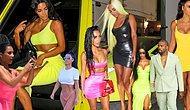 Bakmak İçin Güneş Gözlüğü Gerekebilir: Bir Anda Moda Dünyasını Etkisine Alan Neon Trendi
