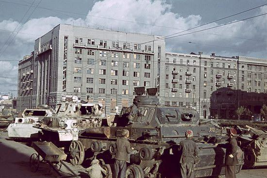 Ii Dünya Savaşı Sırasında 3 Farklı Ordunun Safında Savaşan Bahtsız