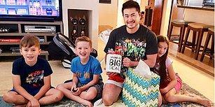 Dünyanın Hamile Kalan İlk Erkeği Dört Çocuk Babası Thomas 'Yine Olsa Yine Yaparım' Dedi!