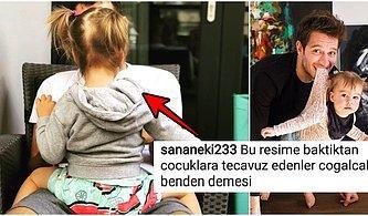 Kirli Zihinler Devrede! Uraz Kaygılaroğlu'nun Kızıyla Birlikte Paylaştığı Fotoğrafa Yapılan Acımasız Yorumlar