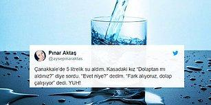 Sosyal Medya Tartışıyor: Suya Dolap Farkı Olur mu?