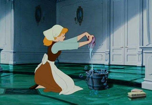 1. Dokuz gün temizlik mi yapılır ya? 😕