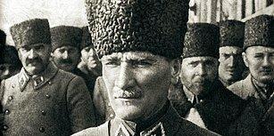 Atatürk'ün Bir Milletin Kaderini Değiştiren Büyük ve Kutlu Zafere Giden Yolda Kurduğu Çay Partisi Planı!