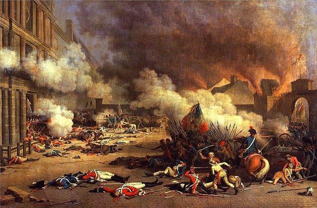 Vatandaşların zorunlu askerlik yapması, Fransız İhtilali sonrasında oluşan yeni vatan-devlet anlayışı çerçevesinde 19. yüzyılda ortaya çıktı.