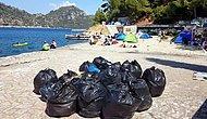 Bayram Tatili Sonrası Yurdun Dört Bir Yanından Çöp İsyanı: Yazıklar Olsun!
