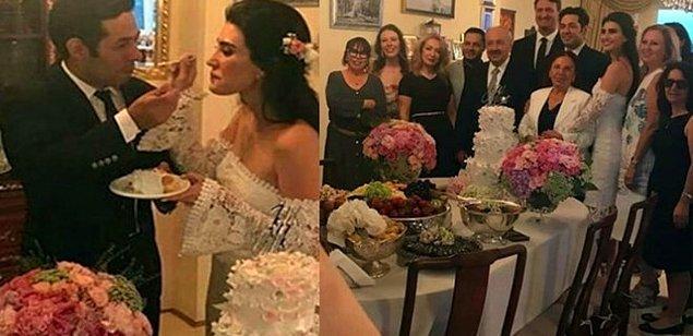 Bildiğiniz üzere geçtiğimiz ay Mert Fırat ile İdil Fırat 2.5 aylık ilişkilerini bir üst seviyeye taşıyarak, aile arasında yaptıkları sade bir törenle nişanlanmışlardı.