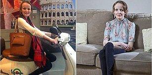 Gün İçerisinde 30 Kez Kusuyor! Şu An 30 Kilo Olan 19 Yaşındaki Kız Çaresizce Ölümü Bekliyor