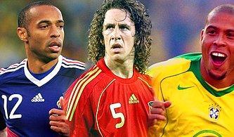 Ülke Ülke 21. Yüzyılın En İyi Futbolcularını Seçiyoruz!