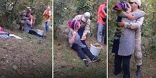 Askerden İzne Gelen Mehmetçik'ten Annesine Duygu Dolu Sürpriz