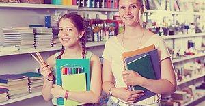 Annelere Dev Hizmet! Soru Bankası Bitirecek Orta Öğretim Öğrencilerinin Tüm Kırtasiye İhtiyaçları Burada!