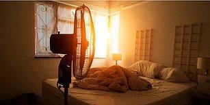 Dikkat! Yatak Odanızda Bir Vantilatör ile Uyumak Sağlığınız İçin Son Derece Tehlikeli