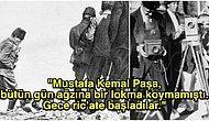 Bu Vatan Sana Minnettar! Büyük Taarruz Sırasında Atatürk'ün Efsane Fotoğraflarından Birini Çeken Etem Tem