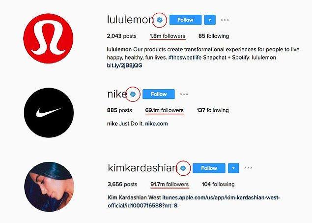 Instagram hesap onaylama ve mavi tik nasıl yapılır?